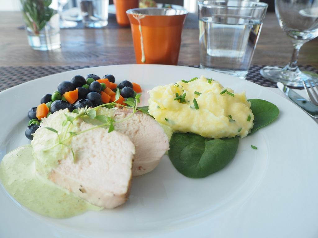 Kylling-med-potetmos-og-gront-oppskrift-mat-for-2-inspirert-av-Tove-Holter